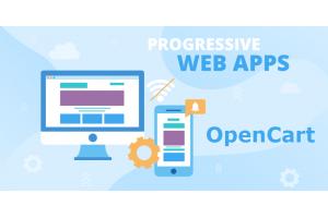Разработка мобильного приложения (PWA) для интернет-магазина на OpenCart