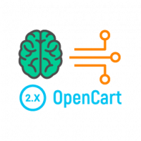 Интеграция с Brain API с OpenCart  2.1.х, 2.3.х