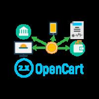 Модуль Оплата для OpenCart 2.1, 2.3