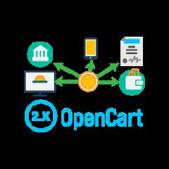 Способи оплати - модуль для OpenCart