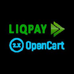Модуль Оплата Liqpay, OpenCart 2.1, 2.3