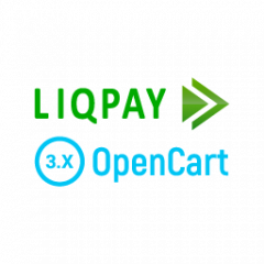 Модуль Оплата через Liqpay для OpenCart v 3.0