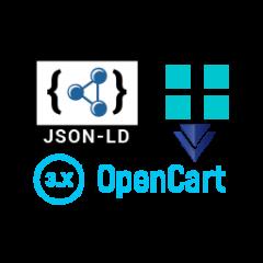 Мікророзмітка Schema.org (JSON-LD) - модуль для OpenCart 3.0