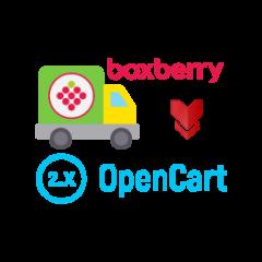 Служба доставки API Boxberry для OpenCart v 2.1.x, 2.3.x