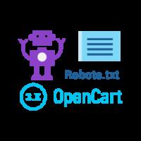 Генератор robots.txt для OpenCart 3.0