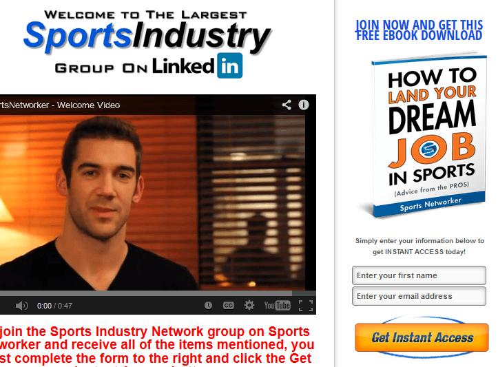 Ссылка Sports Industry Network