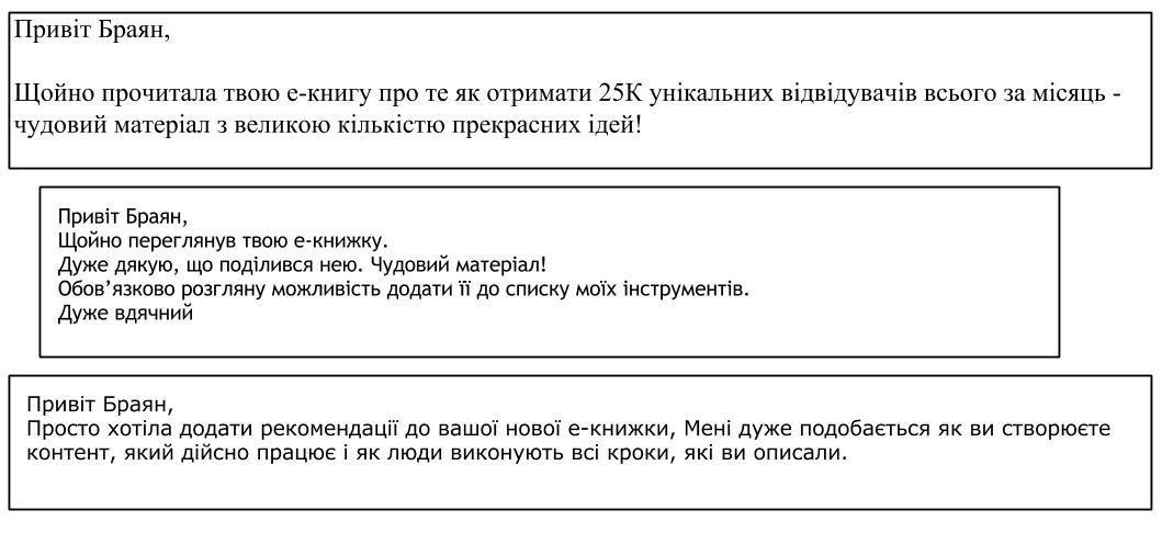 Отзывы о книге от пользователей