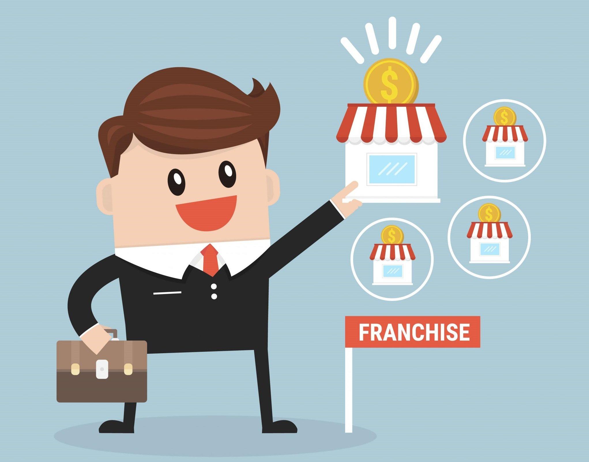 Бізнес по франшизі