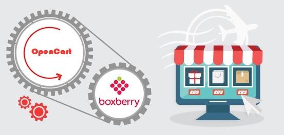 Інтеграція служби доставки Boxberry з сайтом на Опенкарт