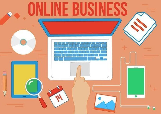 Accounting for online business