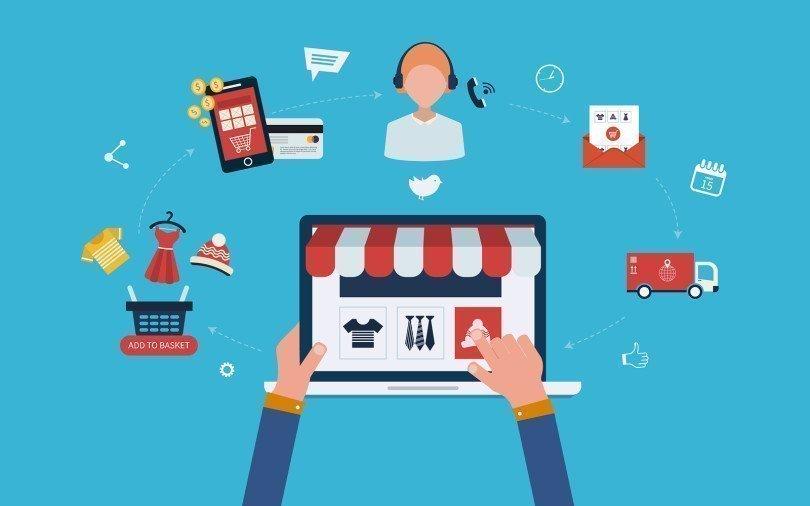 Тенденции торговли в интернете