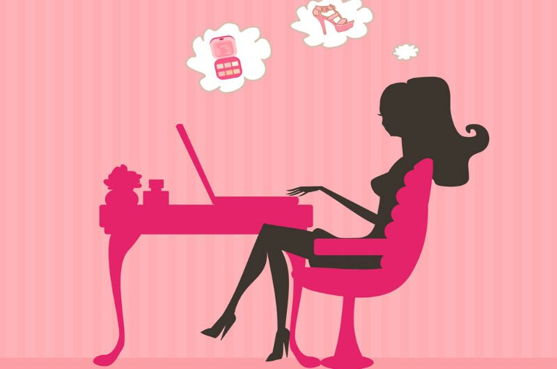 Заработок на продаже декоративной косметики онлайн