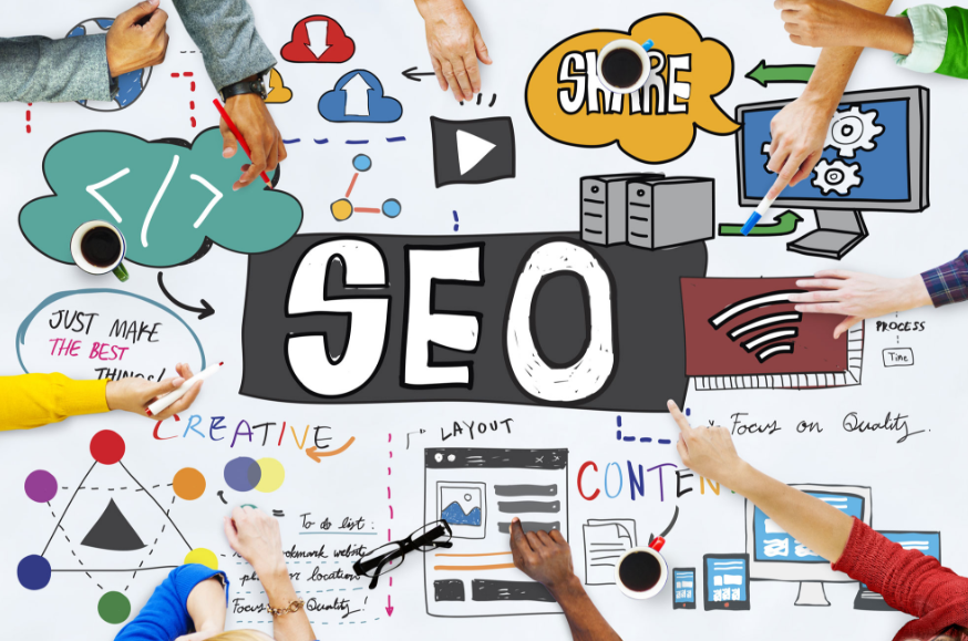 SEO-оптимізація і просування від веб-студії NeoSeo
