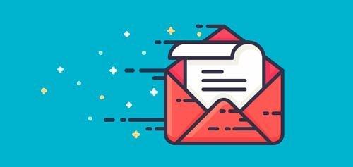Рассылка предложений по электронной почте