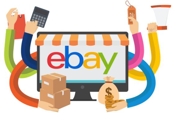 Интернет-магазин на eBay