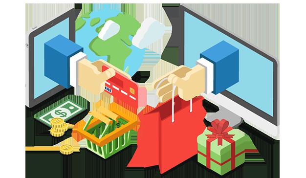 Розрахунок за покупки в інтернет-магазині