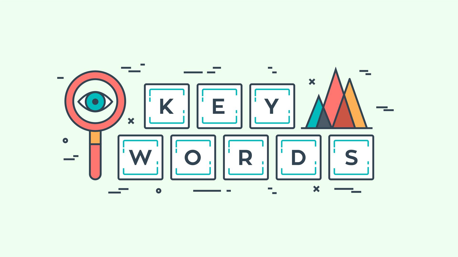 Як підібрати ключові слова