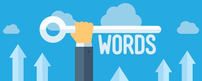 Підбір ключових слів для сайту