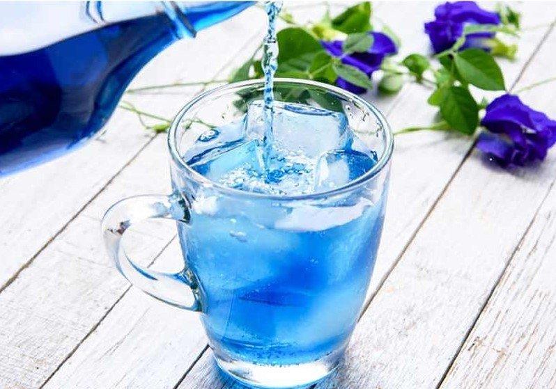 Blue evokes a sense of reliability