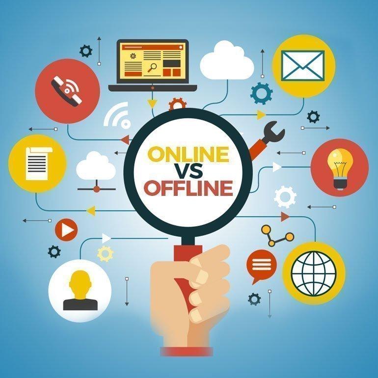 Будущее за онлайном и Интернет-магазином