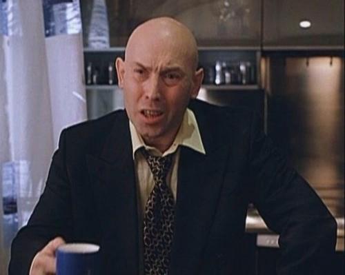 Кадр з фільму «Брат-2»