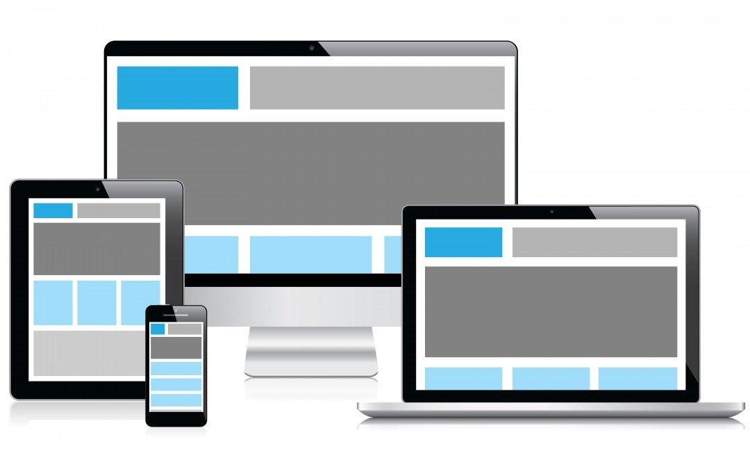Адаптивный дизайн для улучшения ранжирования сайта