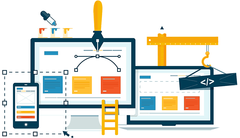 Розробка індивідуального дизайну інтернет-магазину