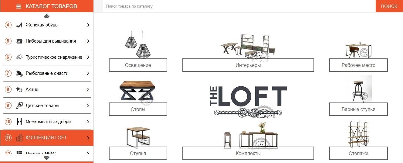 Як зробити Сео структуру для інтернет-магазину на Опенкарт