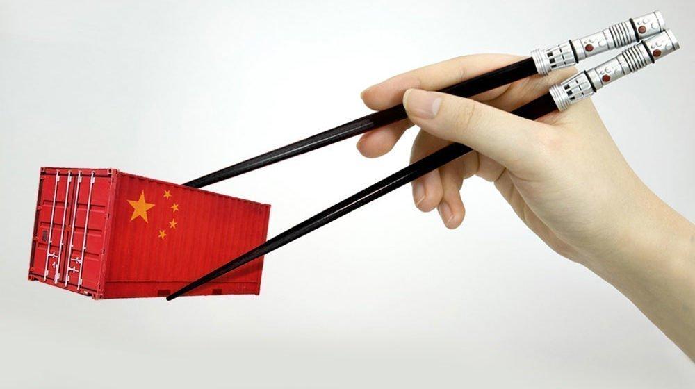 Доставка товарів з Китаю