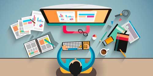 Роль дизайну і CMS в створенні сайтів