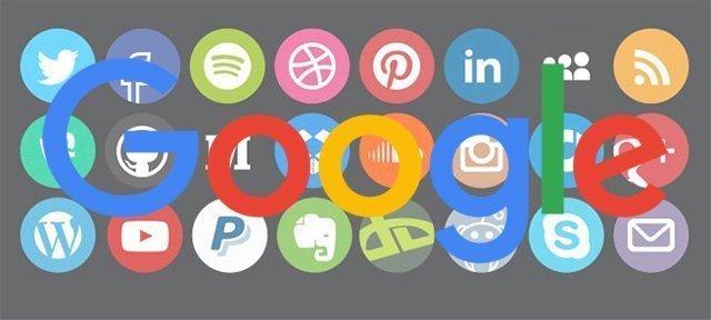 Настройка социальных кнопок