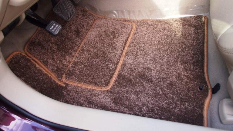 Изготовления авто-ковриков