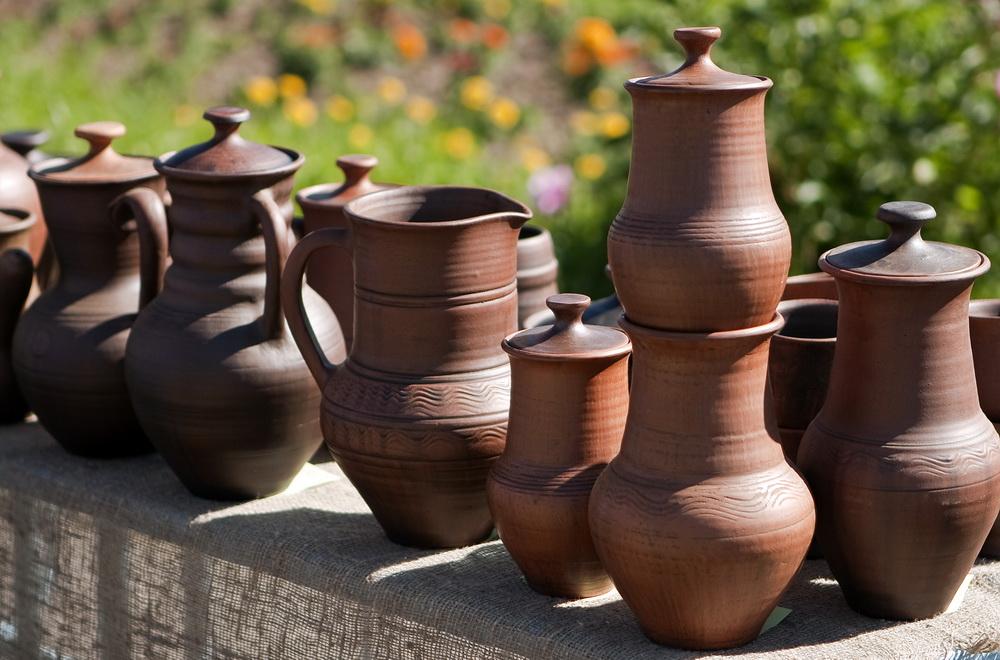 Бизнес гончарное ремесло и гончарное искусство