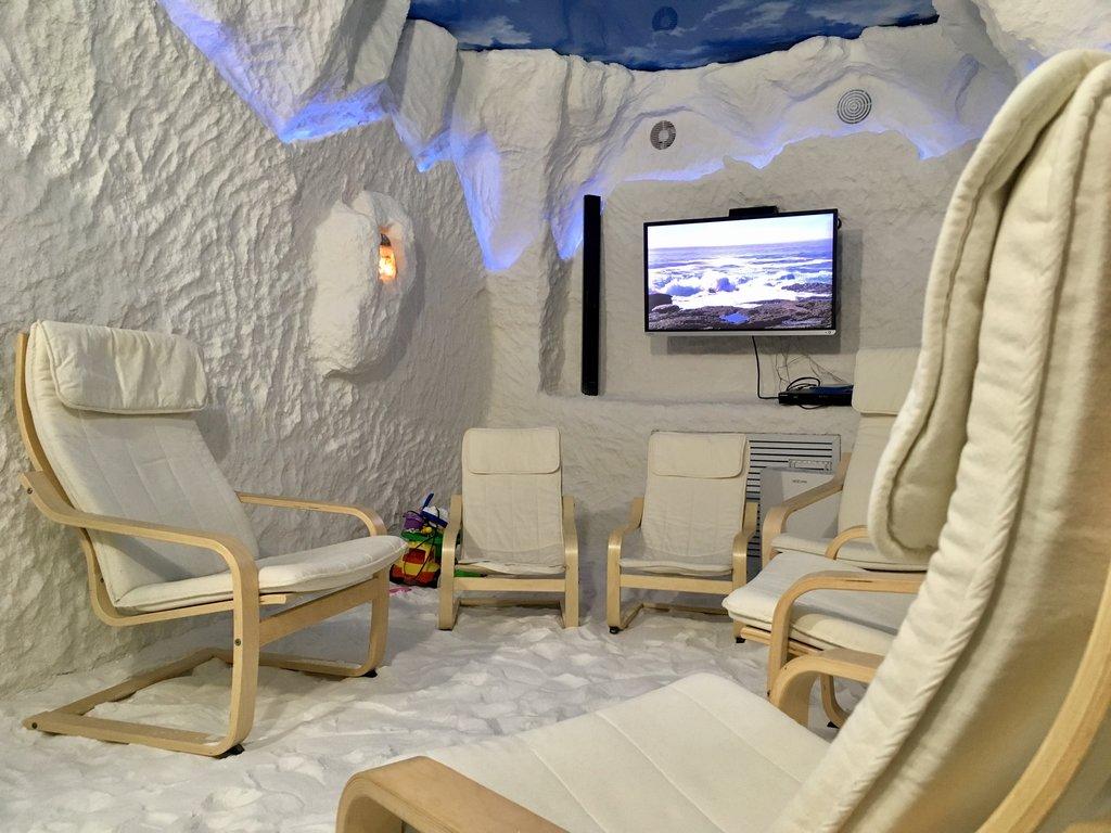 Соляные комнаты (соляные пещеры)
